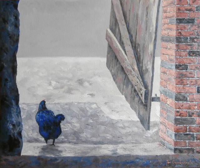 Niebieska kura, 2021