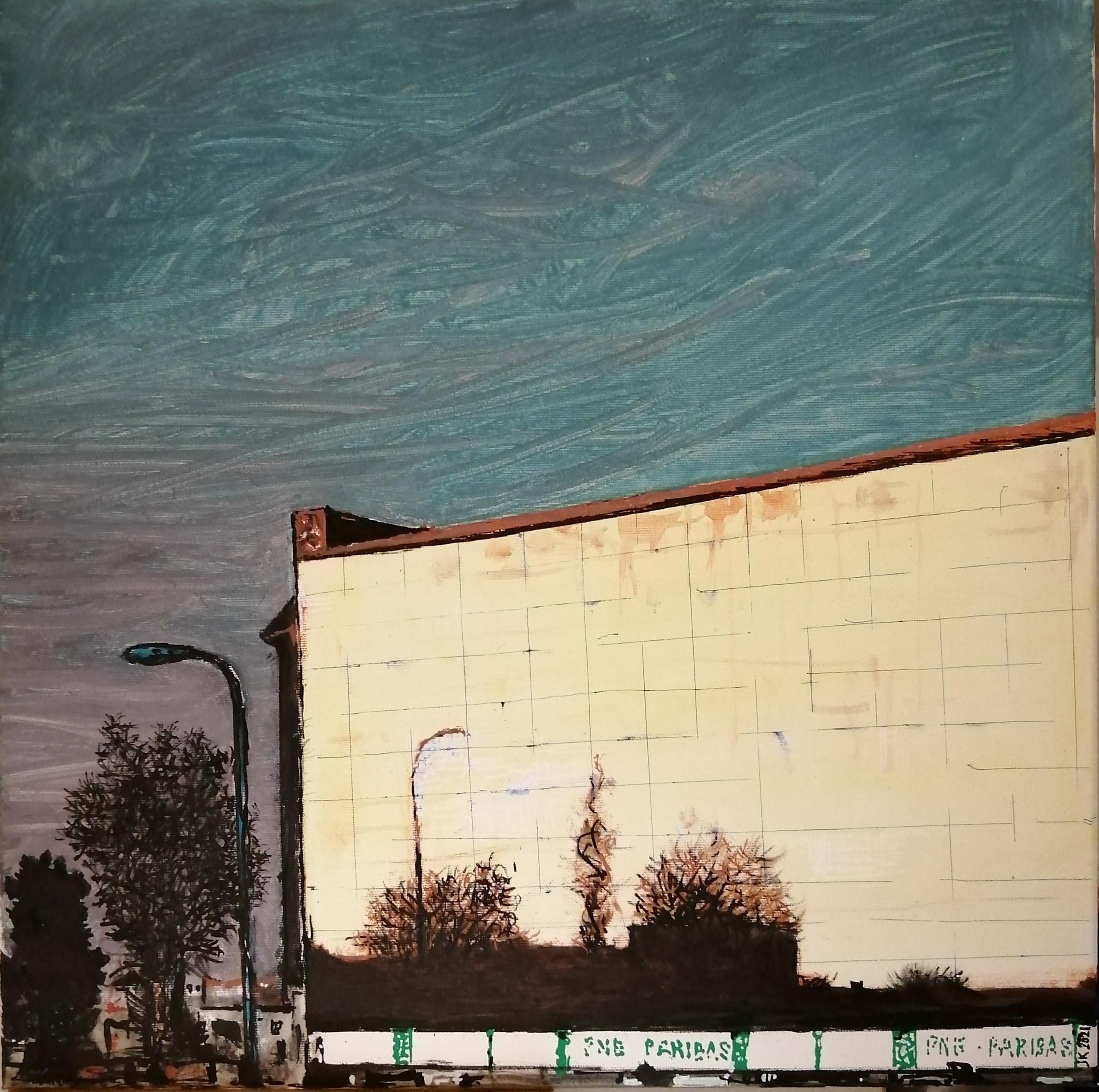 Wieczór (The dusk), 2021