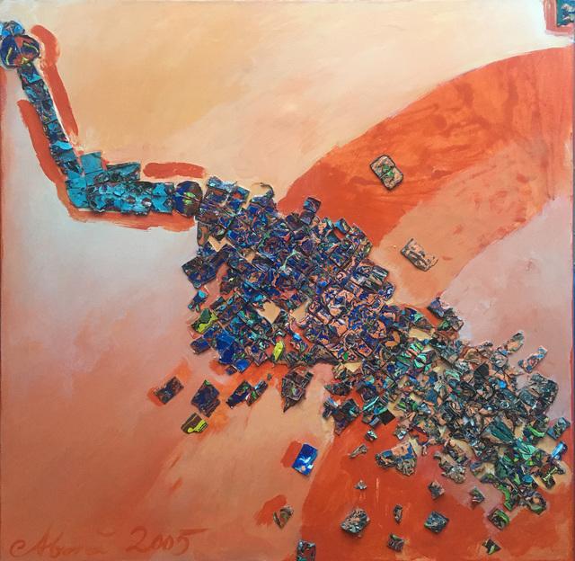 Apus (gwiazdozbiór Rajskiego Ptaka), 2005