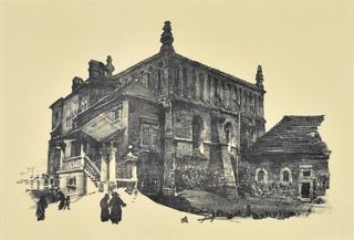 Stara synagoga na Kazimierzu