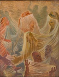 """""""Tzw. Życie towarzyskie"""", 1955"""