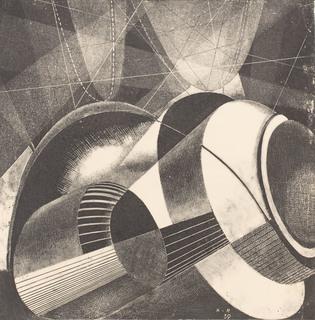 Kompozycja heliograficzna XLIII, 1939