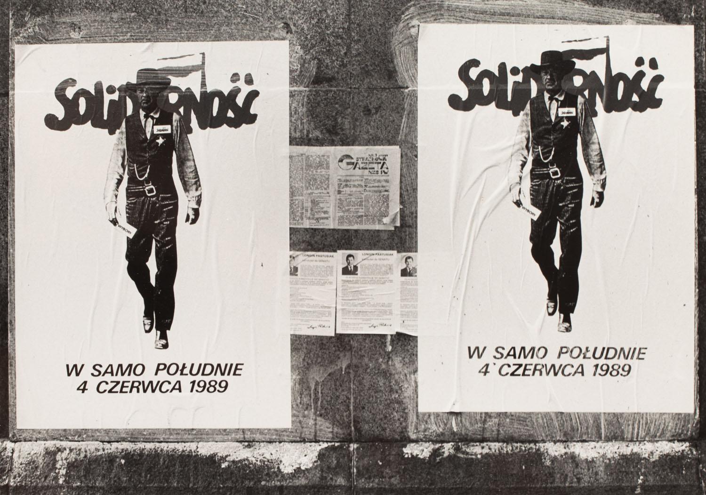 """""""W samo południe"""", 1989"""