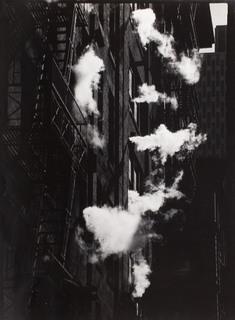 Z cyklu: 'Nowy Jork', 1980