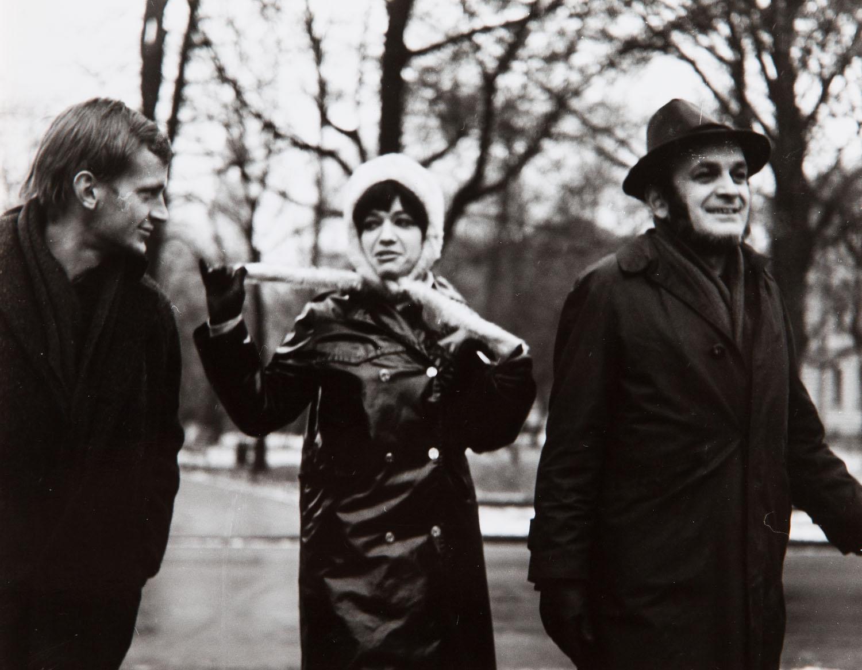 Maciej Zembaty, Ewa Demarczyk, Piotr Skrzynecki, 1966/lata 90.