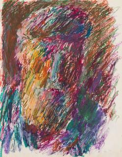 Autoportret, 1989