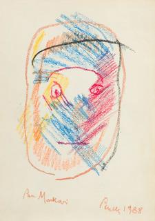 Portret, 1988