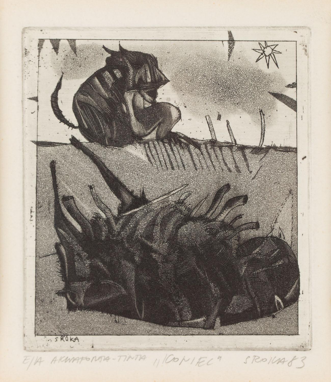 """""""Koniec"""", 1983"""