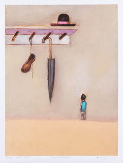 """""""Wspominając dziadka"""", 2001"""