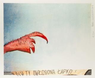 """""""Och ty owłosiona łapko"""" , 2008"""