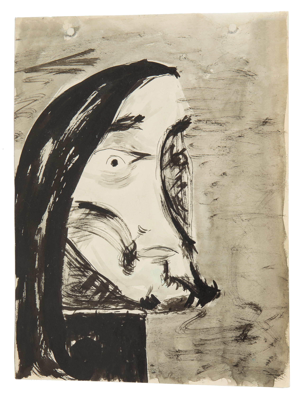 Portret, 1940