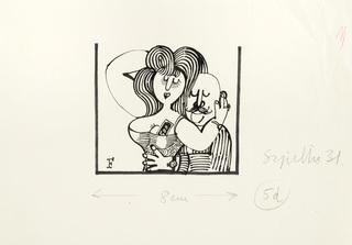 Ilustracja do Szpilek nr 31