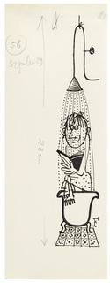 Prysznic, ilustracja do Szpilek 29