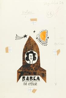Babka na orbicie, ilustracja do Szpilek nr 30