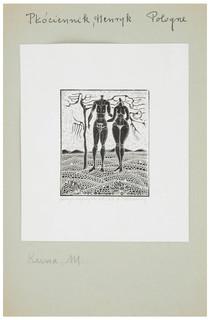 Z cyklu Miodowy miesiąc, 1967 r.