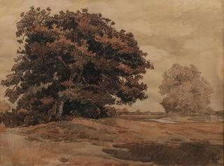 Krajobraz, 1927