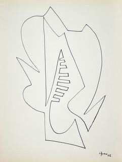 Kompozycja XXXIII, 1962