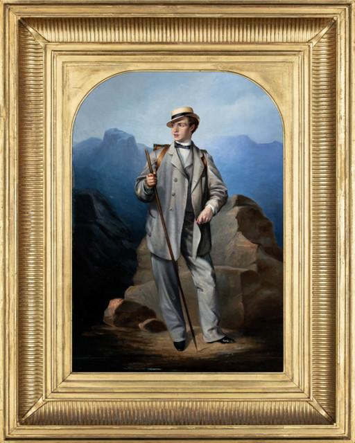 Z wyprawy górskiej, 1864 r.