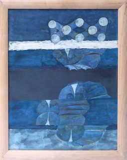 Niebieska kompozycja, 1977