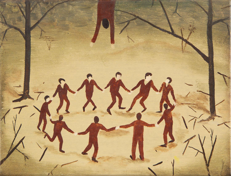 Bez tytuły (Tańczący), 2006