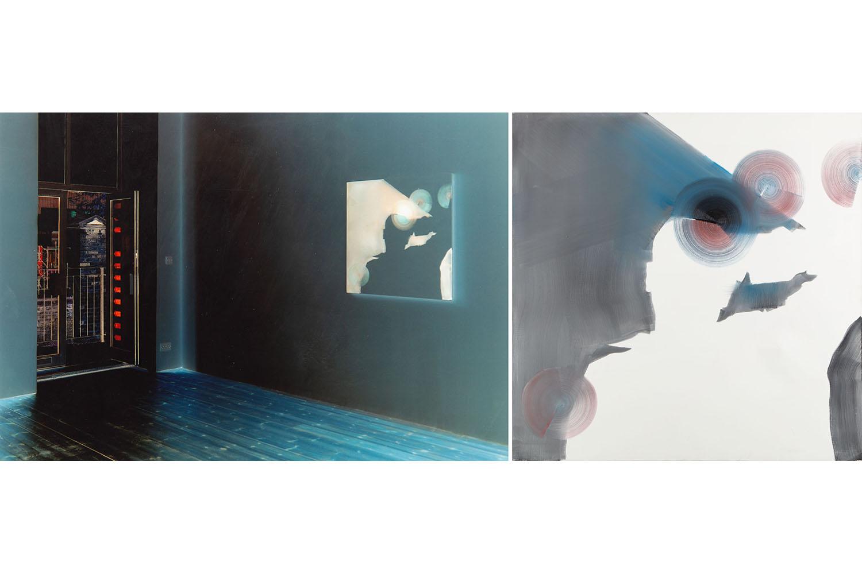 """""""Zachód słońca (5)"""" z serii """"Negatywy"""", 2006"""