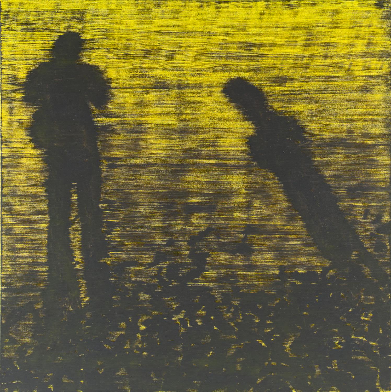 Bez tytułu (Na plaży), 2005