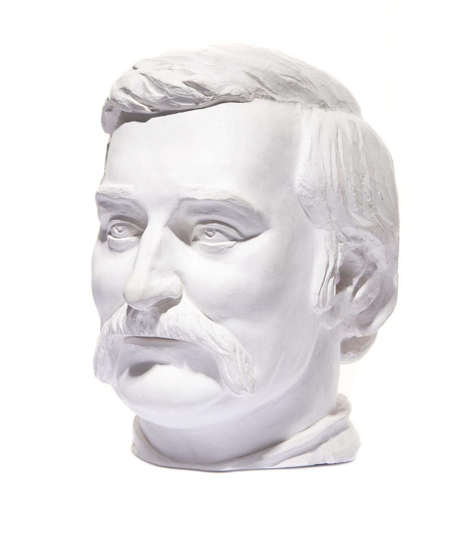Studium głowy Lecha Wałęsy, 2006/2010