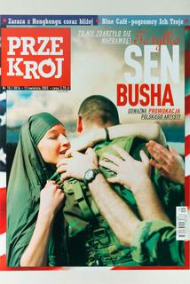 """""""Sen Busha"""" z cyklu """"Pozytywy"""", 2003/2004"""