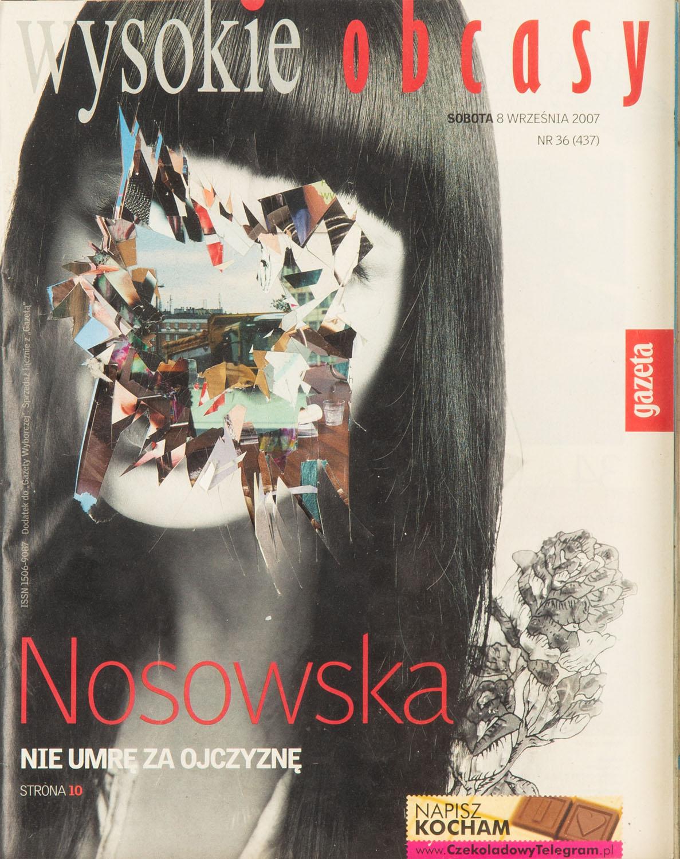Wysokie obcasy (Katarzyna Nosowska), 2008