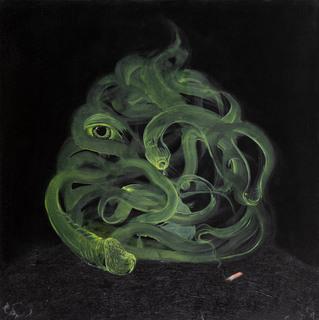 Bez tytułu (Autoportret), 2008/2009