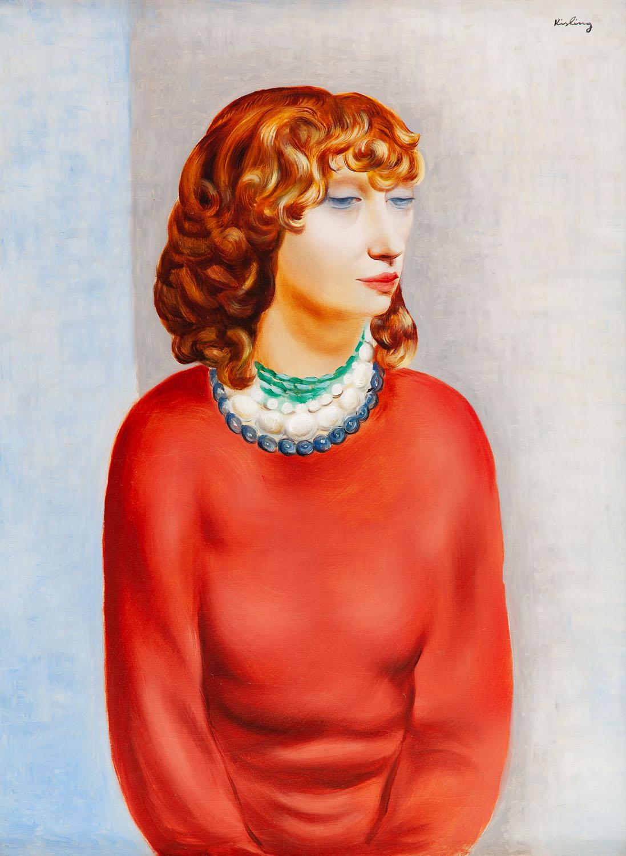 """""""Portret"""" (""""Kiki""""), 1933"""