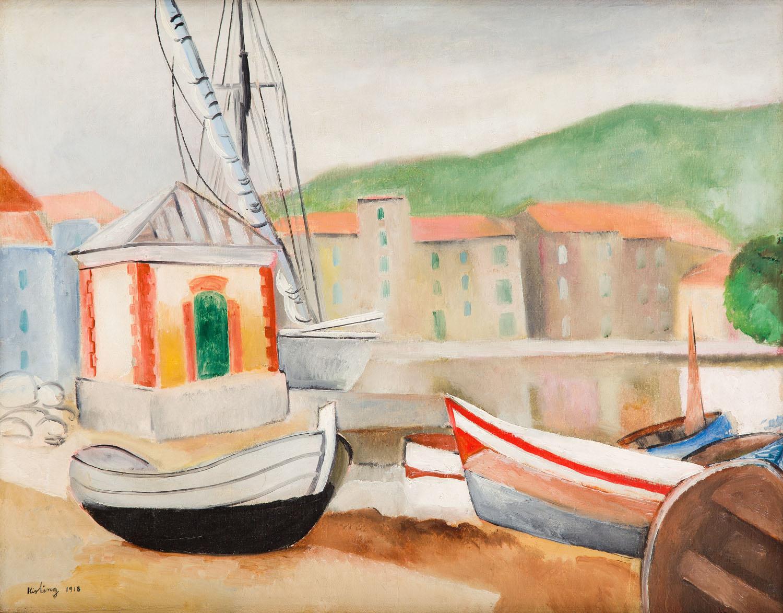 St. Tropez, 1918