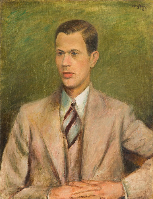 Portret Paula Pétridesa, 1934