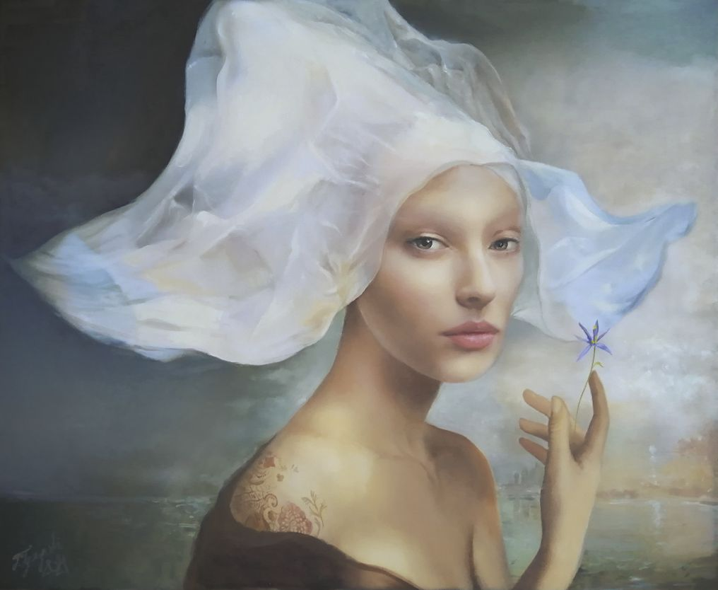 Portret semantyczny XXIX, 2021 r.