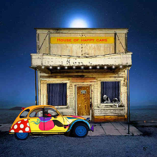 House of Happy Car, 2021
