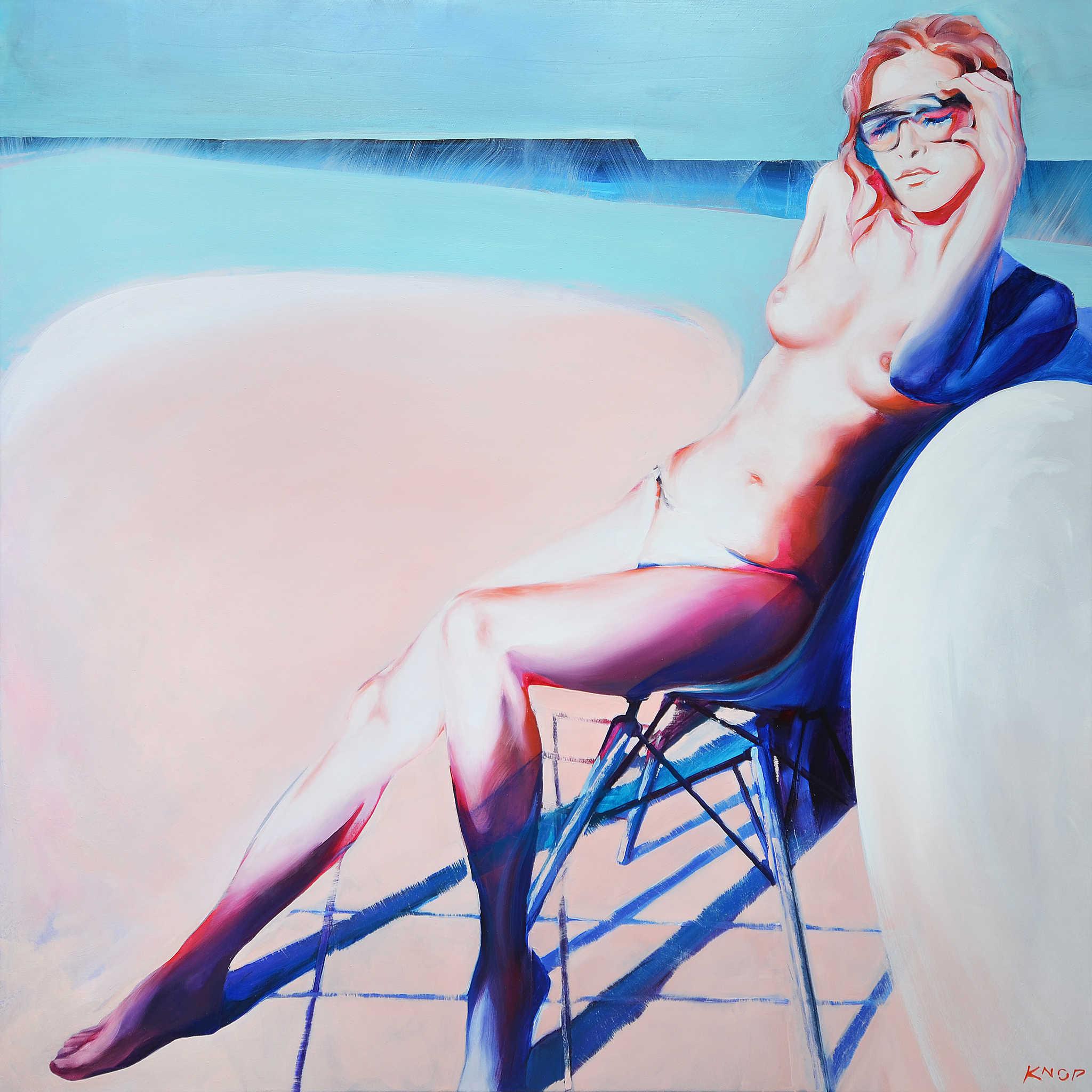 Madame Ev XXV z serii Swimming Pool, 2020