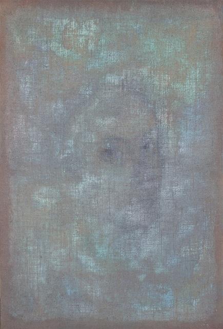 Portret efemeryczny II, 2021