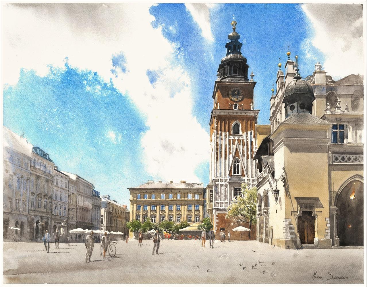Krakowski Rynek, 2021