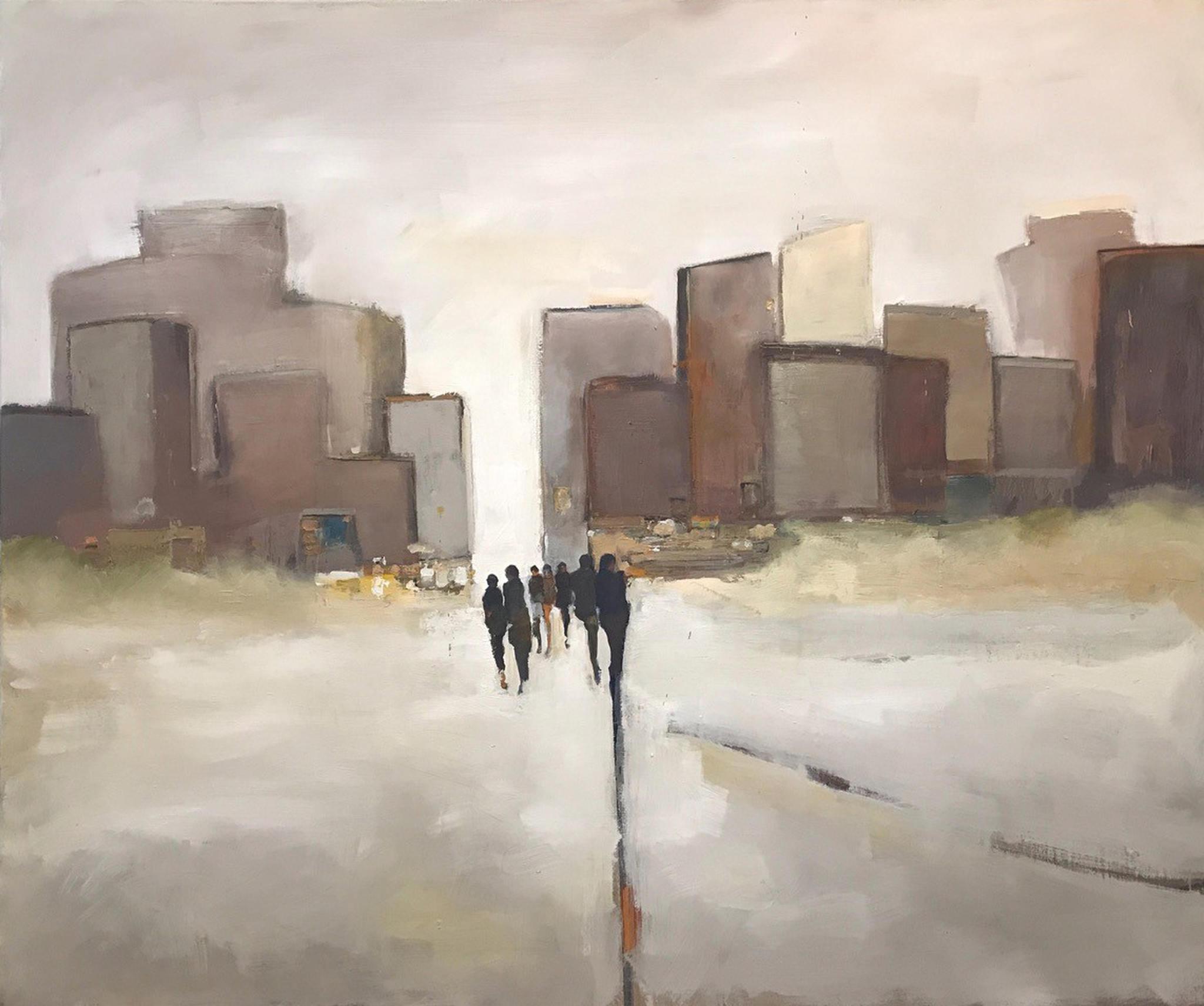 Sclous city, 2021