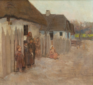 Wieś II, 1890-1891 r.