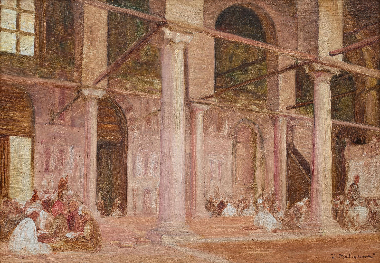 Kupcy arabscy, 1884 r.