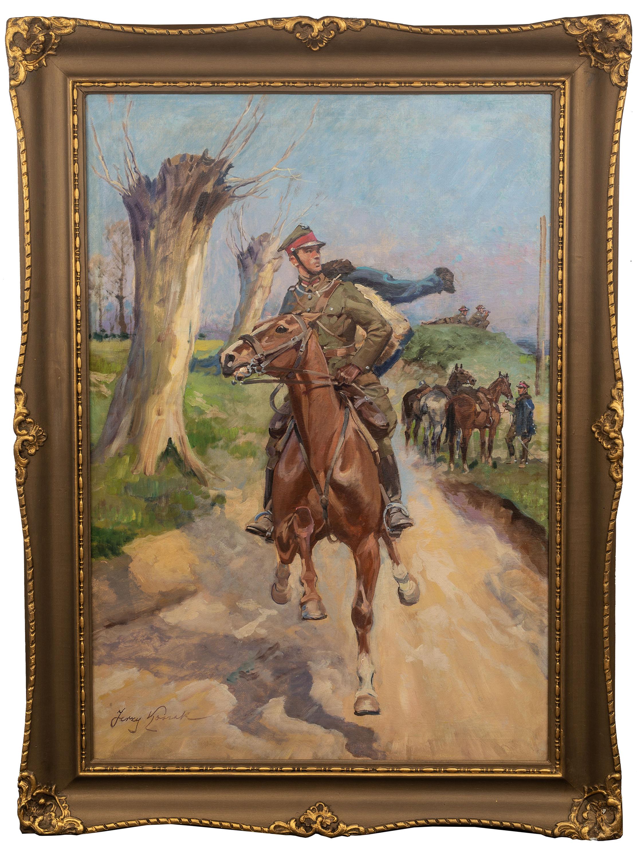 Zwiad ułański, lata 1920-30