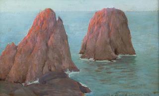 Capri, 1922 r.