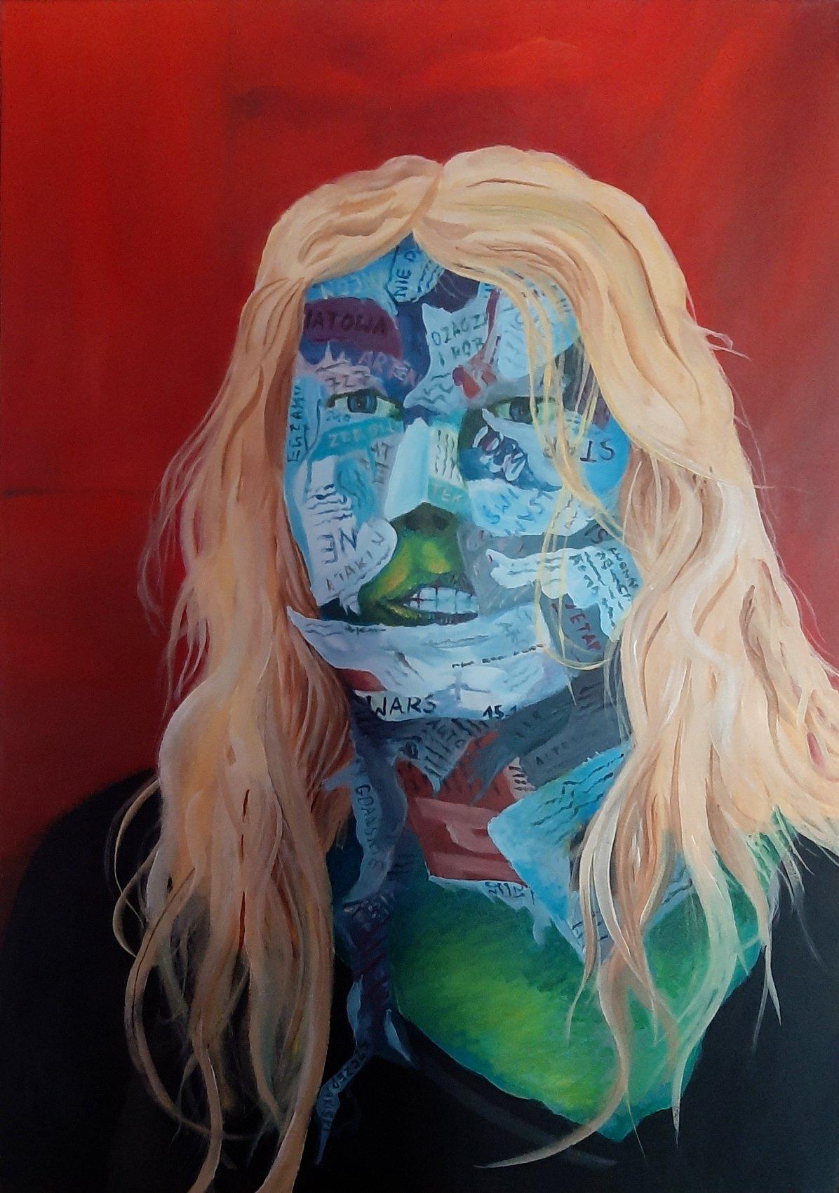 Nietypowy portret #2, 2015