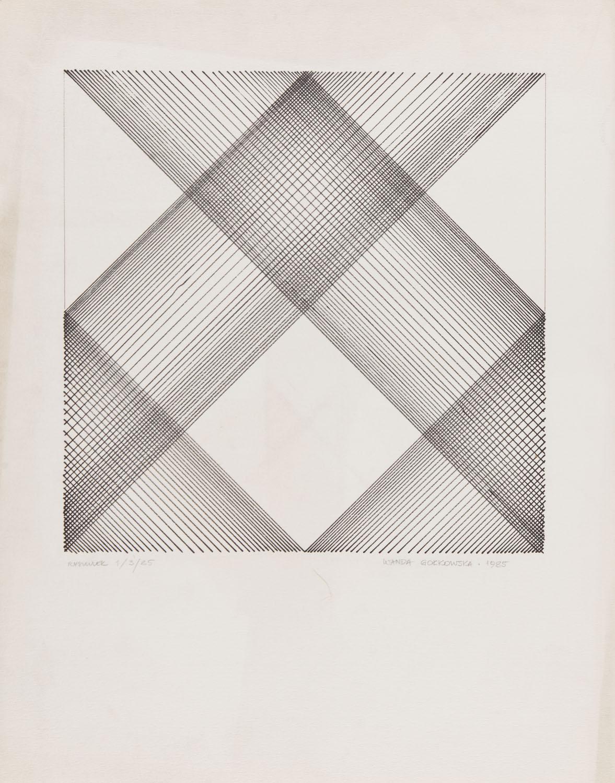 """""""Rysunek 1/3/85"""", 1985"""
