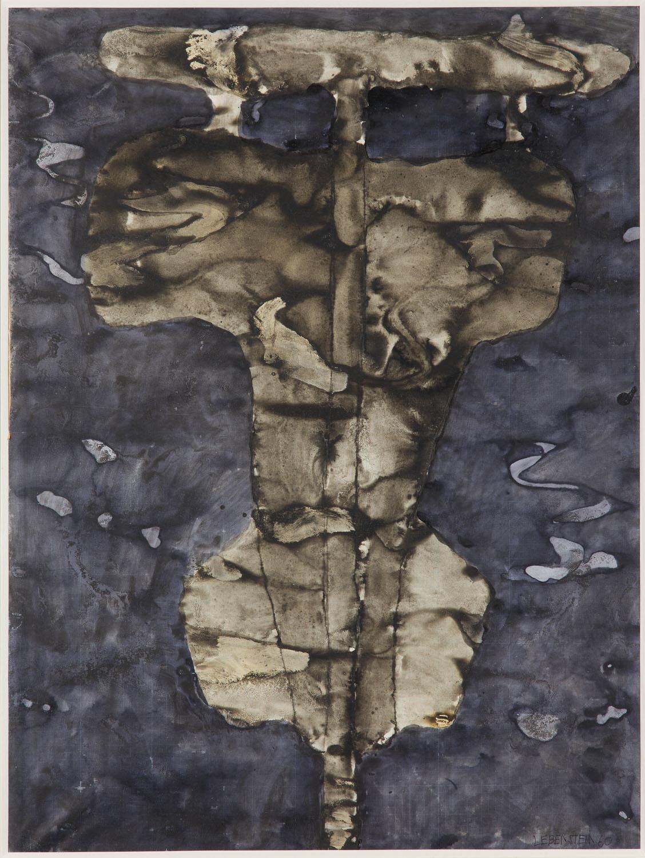 Bez tytułu (Figura osiowa), 1960