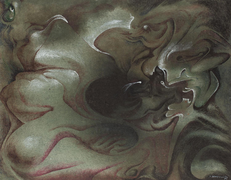 Kompozycja , 1992