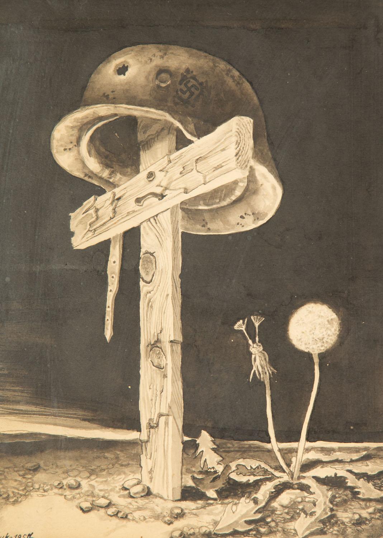 Cmentarz, 1951