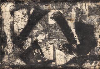 """Z cyklu """"Wojna przeciw człowiekowi"""", 1962"""
