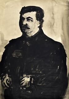 Portret górnika